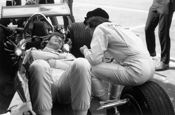 Mexico City, Mexico. 19th October 1969.