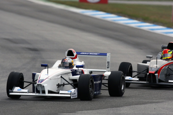 Marc Coleselli (AUT) Eifelland Racing. Formula BMW Europe, Rds 7 & 8, Hockenheim, Germany, 23-25 July 2010.