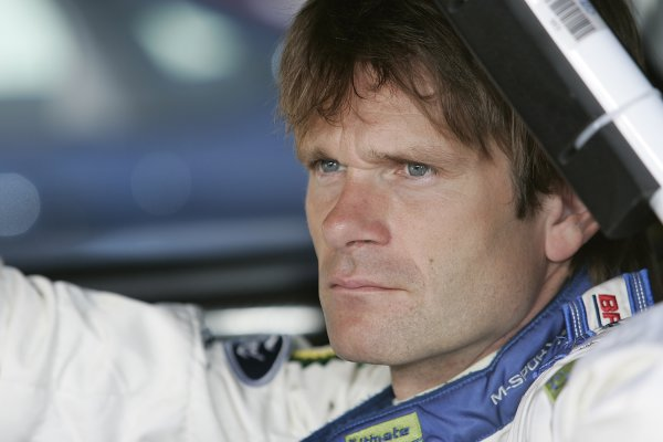 2006 FIA World Rally Championship.Round 7. 18th - 21st May 2006.Rally of Italy, Sardinia.Marcus Gronholm, Ford, portrait.World Copyright: McKlein/LAT