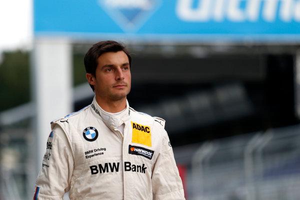2017 DTM Round 8  Red Bull Ring, Spielberg, Austria  Friday 22 September 2017. Bruno Spengler, BMW Team RBM, BMW M4 DTM  World Copyright: Alexander Trienitz/LAT Images ref: Digital Image 2017-DTM-RBR-AT2-0412
