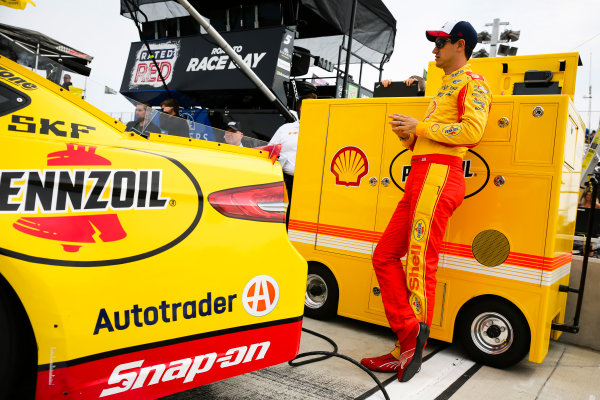 Monster Energy NASCAR Cup Series I LOVE NEW YORK 355 at The Glen Watkins Glen International, Watkins Glen, NY USA Sunday 6 August 2017 Joey Logano, Team Penske, Shell Pennzoil Ford Fusion World Copyright: Barry Cantrell LAT Images