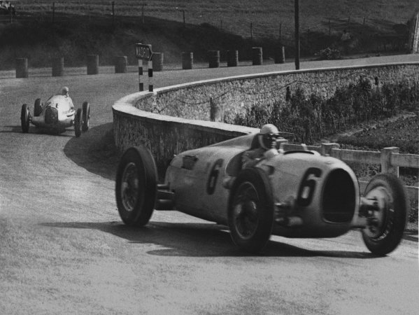 Lasarte, San Sebastian, Spain. 22nd September 1935.