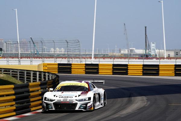 #31 Audi Sport Team Rutronik Audi R8 LMS: Kelvin van der Linde.