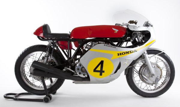 Honda RC181.