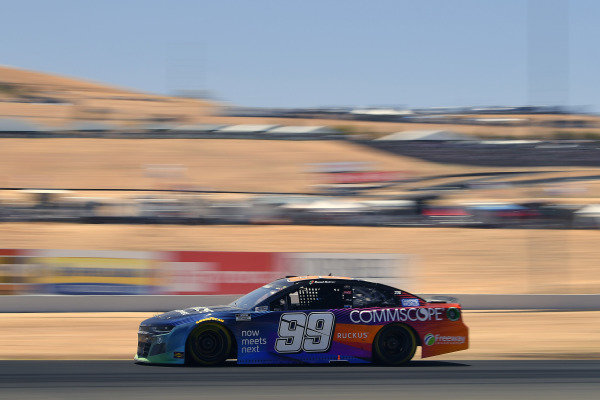 #99: Daniel Suarez, TrackHouse Racing, Chevrolet Camaro CommScope