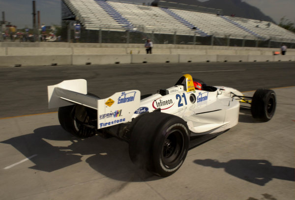 2001 CART Monterrey Mexico, 8-12 March, 2001, Fundidora Park, Monterrey, Mexico