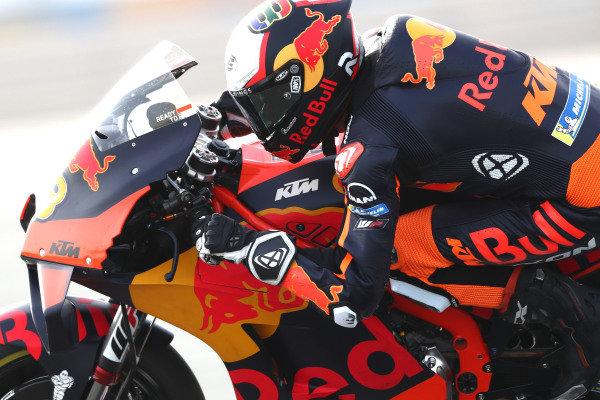 Brad Binder, Red Bull KTM Factory Racing .