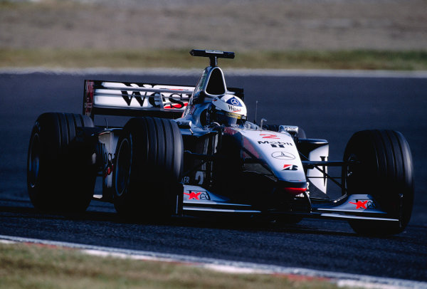 1999 Japanese Grand Prix.