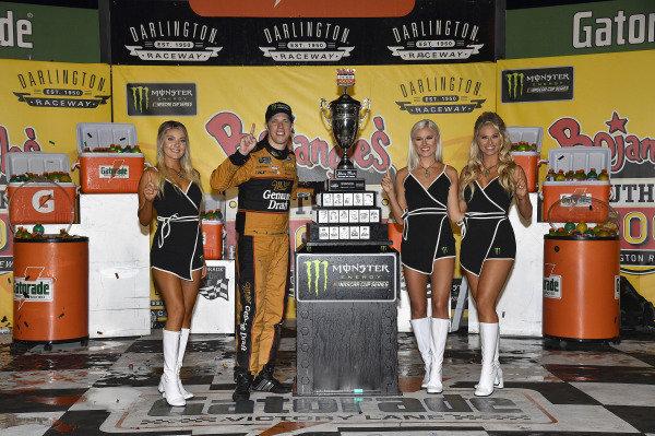 #2: Brad Keselowski, Team Penske, Ford Fusion Miller Genuine Draft wins