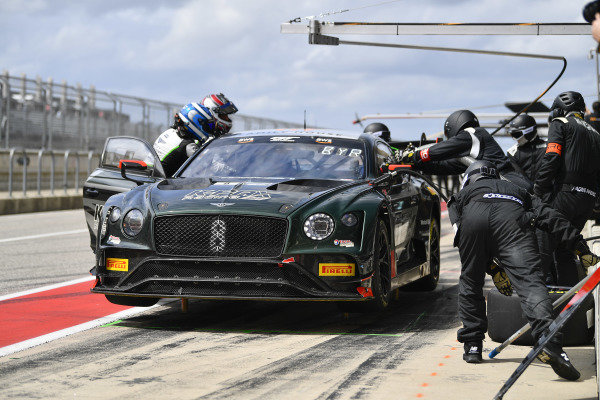 #8 GT3 Pro-Am, K-PAX Racing, Patrick Byrne, Guy Cosmo, Bentley Continental GT3