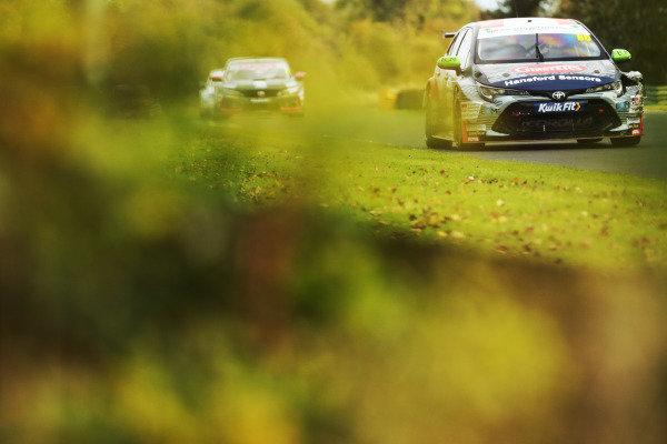 Tom Ingram (GBR) - Toyota Gazoo Racing UK with Ginsters Toyota Corolla