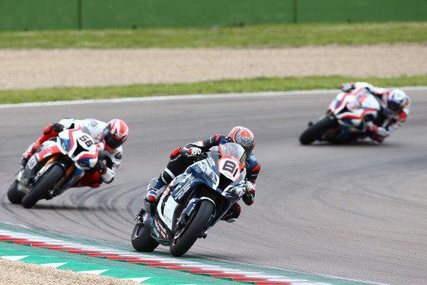 Jordi Torres, Team Pedercini, Tom Sykes, BMW Motorrad WorldSBK Team, World SBK.