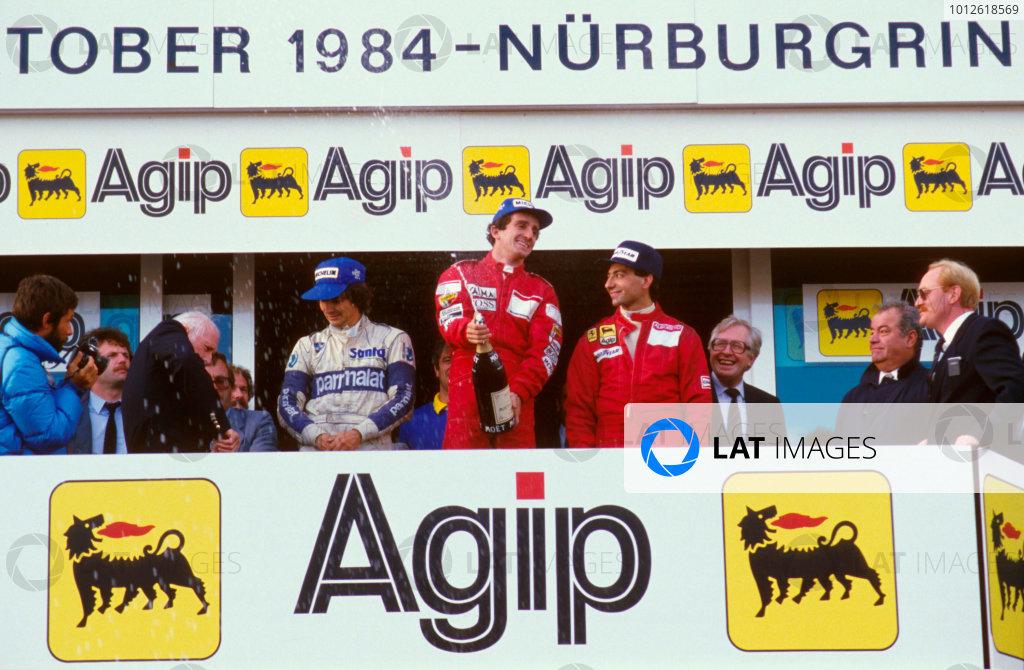 1984 European Grand Prix.