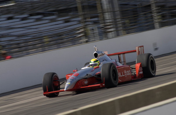 2002 Indy 500 Opening Day, 5 May, 2002, Indianapolis Motor Speedway, Indianapolis, Indiana, USAMark Dismore-2002, Michael L. Levitt, USALAT Photographic
