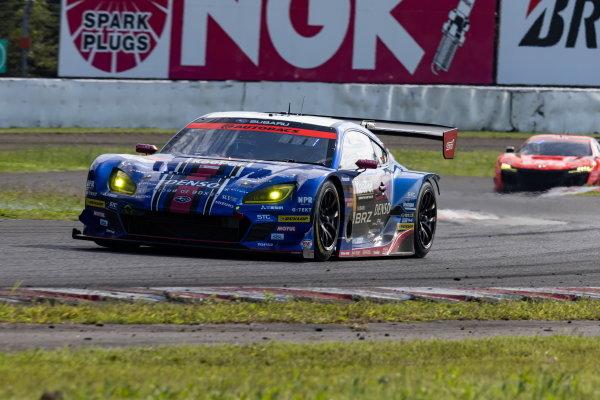 GT300 winners Takuto Iguchi & Hideki Yamauchi, R&D Sport, Subaru BRZ MC GT300