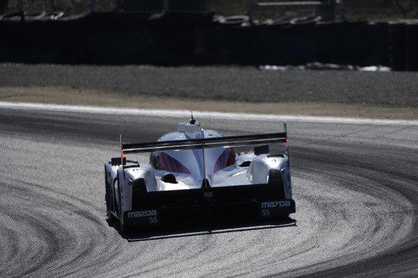 #55: Mazda Motorsports Mazda DPi, DPi: Harry Tincknell, Oliver Jarvis