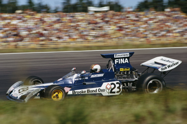 Mike Hailwood, Surtees TS14A Ford.