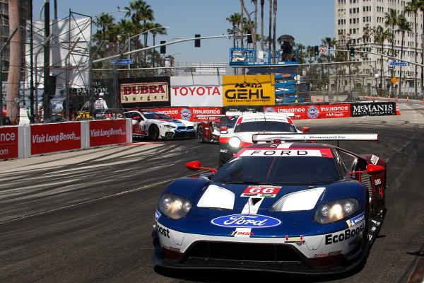 #66 Chip Ganassi Racing Ford GT, GTLM: Dirk M¸ller, Joey Hand