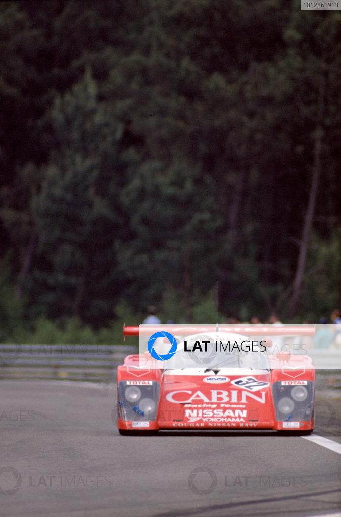 1989 Le Mans 24 Hours