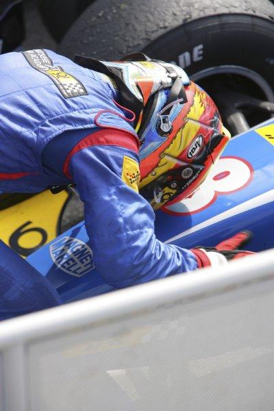 2006 GP2 Series Round 8. Hockenheim, Germany. 30th July 2006. Sunday race. Timo Glock (GER, iSport International) race winner.World Copyright: Lorenzo Bellanca/GP2 Series Media Service. Ref: Digital Image Only.ZD2J1428 jpg