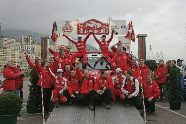 2007 FIA World Rally ChampionshipRound 1Rallye Monte Carlo18th-21st January 2007