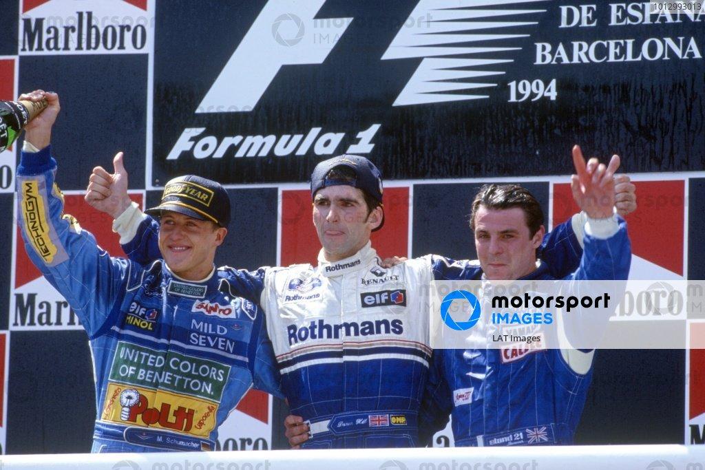 1994 Spanish Grand Prix.