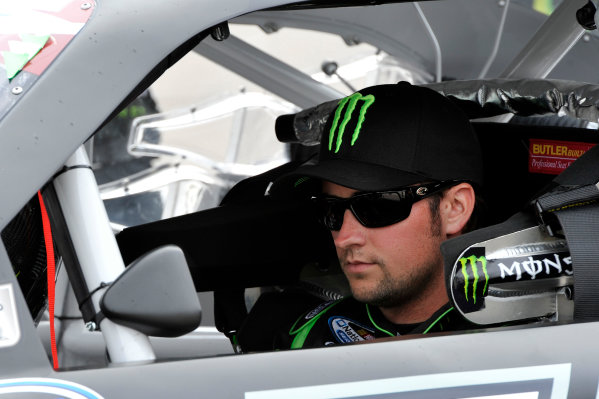 7-8 June, 2013, Newton, Iowa USA Drew Herring, Monster Energy Toyota Camry ©2013, Scott R LePage LAT Photo USA