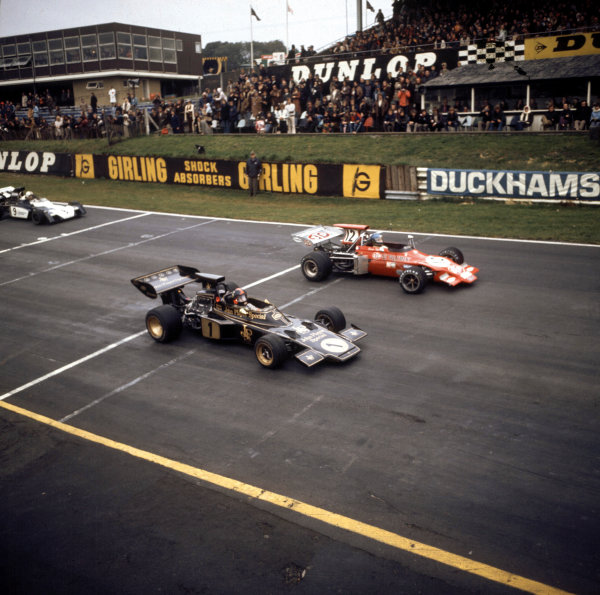Brands Hatch, Great Britain. 22nd October 1972.