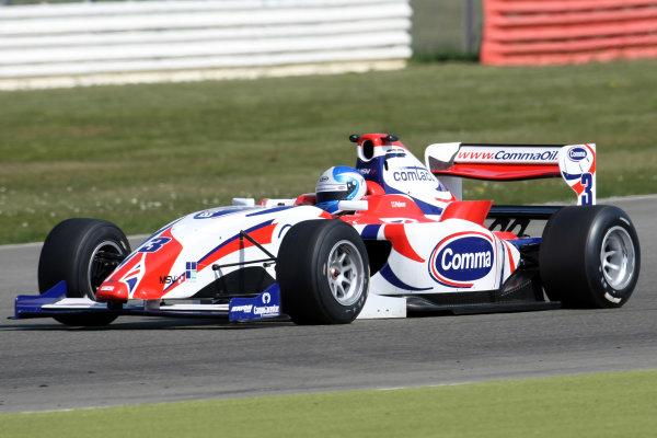 17th-18th April 2010, Silverstone, UKJolyon PalmerWorld Copyright: Ebrey/LAT Photographic