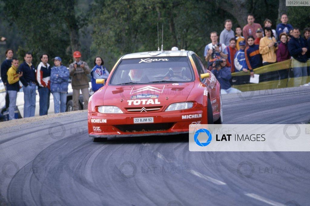 1999 World Rally Championship.