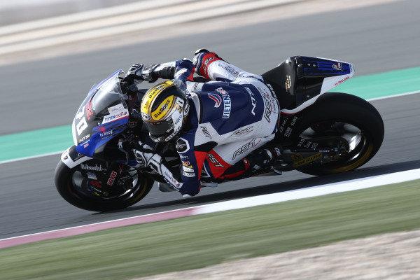 Barry Baltus, Moto2, Qatar MotoGP, 26 March 2021