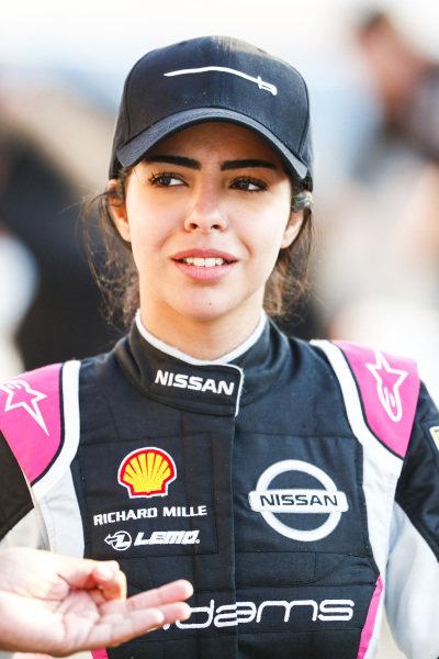 Reem Al-Aboud (SAU), Nissan e.Dams, Nissan IMO1