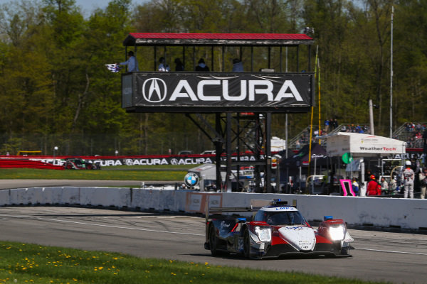 #52 PR1 Mathiasen Motorsports ORECA LMP2, LMP2: Matthew McMurry, Eric Lux, Checkered Flag