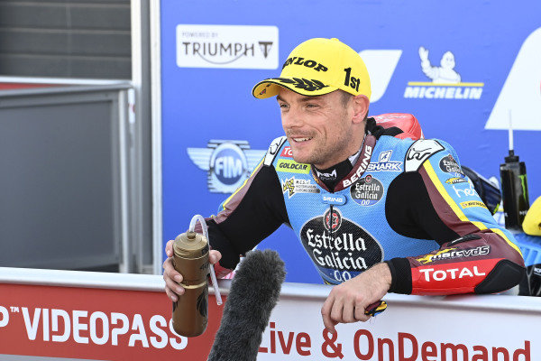 Polesitter Sam Lowes, Marc VDS Racing.