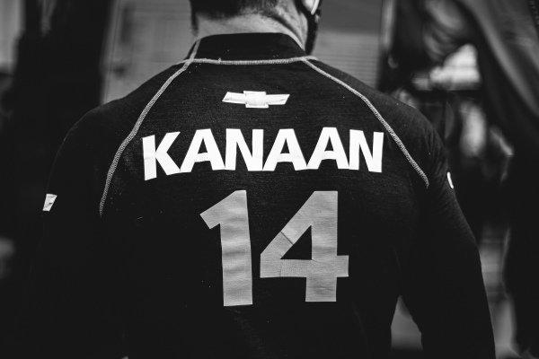 #14: Tony Kanaan, A.J. Foyt Enterprises Chevrolet