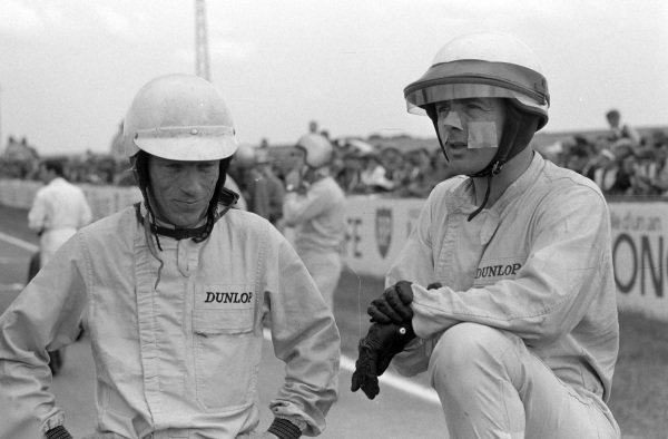 Richie Ginther and Phil Hill.