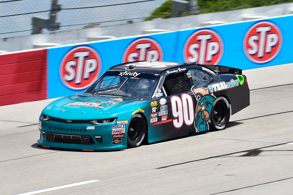 NASCAR XFINITY Series Sport Clips Haircuts VFW 200 Darlington Raceway, Darlington, SC USA Friday 1 September 2017 Brandon Brown, Coastal Carolina University Chevrolet Camaro World Copyright: John Harrelson LAT Images