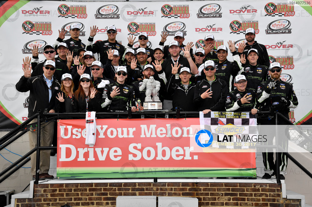 Round 28 - Drive Sober 200, Dover