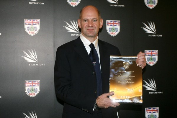 Adrian Newey (GBR), Red Bull Racing Technical Director.The 2010 British Racing Drivers' Club Annual Awards, The Savoy Hotel, London, England,  Monday 6 December 2010.