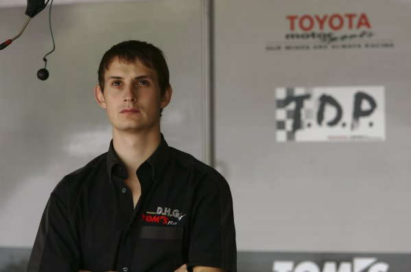 2007 All - Japan F3 Championship.