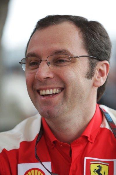 Stefano Domenicali (ITA) Ferrari General Director. Formula One World Championship, Rd 1, Australian Grand Prix, Practice Day, Albert Park, Melbourne, Australia, Friday 27 March 2009.
