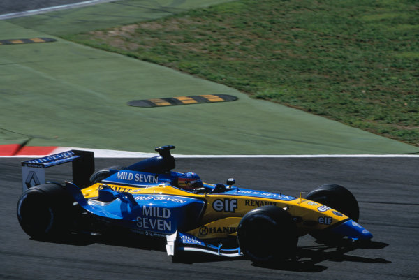 2003 Italian Grand Prix,