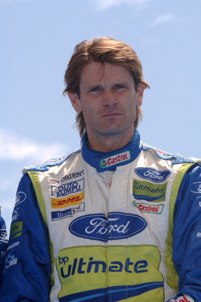 Rally winner Marcus Gronholm (FIN).FIA World Rally Championship, Rd7, Rally Italia, Sardegna, Olbia, Italy. Leg 3, Sunday 20 May 2007. DIGITAL IMAGE