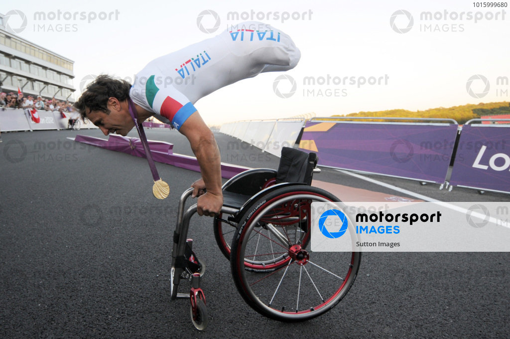 Paralympic Cycling