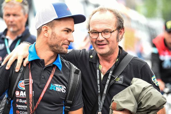 2017 Moto2 Championship - Round 11 Spielberg, Austria Thursday 10 August 2017 Mattia Pasini, Italtrans Racing Team World Copyright: Gold and Goose / LAT Images ref: Digital Image 685464