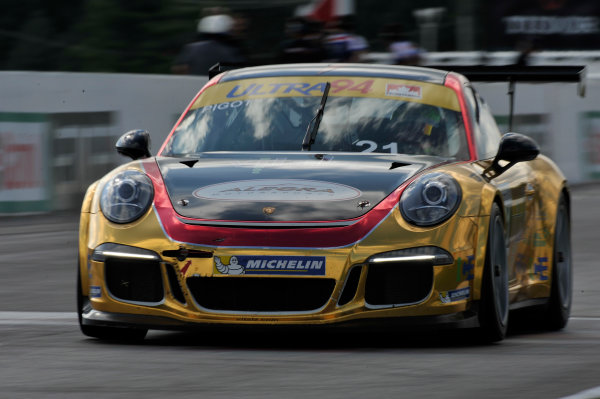 29-31 August 2014, Bowmanville, Ontario Canada  21, Spencer Pigot, Platinum, 2014 Porsche ?2014, Scott R LePage  LAT Photo USA