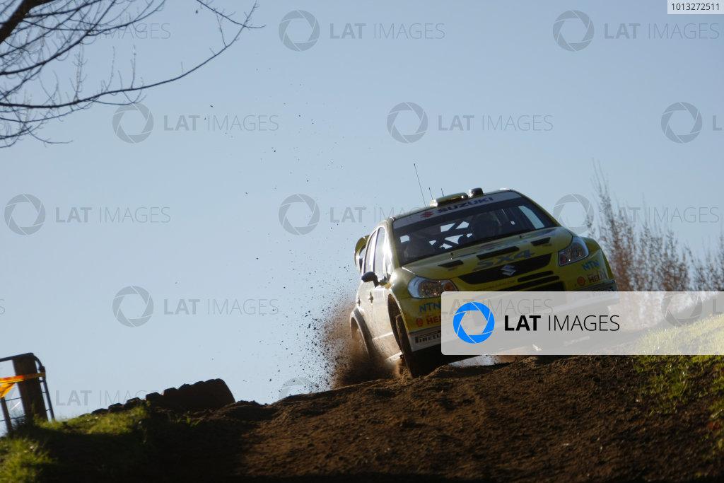 2008 FIA World Rally Championship  Round 11