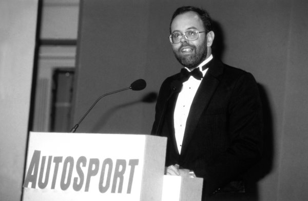 1990 Autosport Awards.