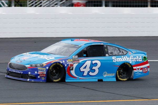 Monster Energy NASCAR Cup Series Overton's 301 New Hampshire Motor Speedway, Loudon, NH USA Friday 14 July 2017 Aric Almirola, Richard Petty Motorsports, Smithfield Ford Fusion World Copyright: Matthew T. Thacker LAT Images