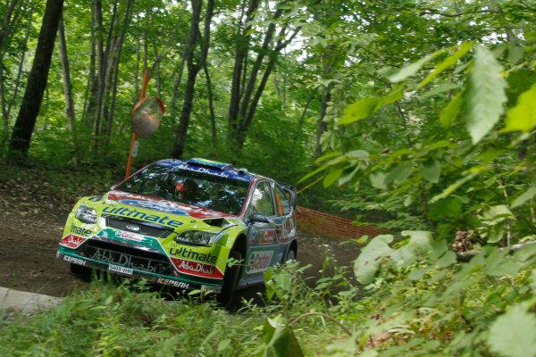 Round Rally Japan 9-12/9 2010Mikko Hirvonen Worldwide Copyright: McKlein/LAT